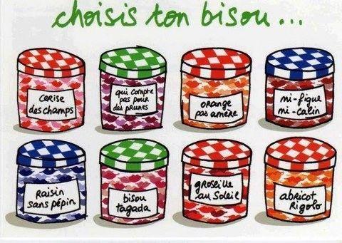 CHOISIS TON BISOU !!!!!!!!!!